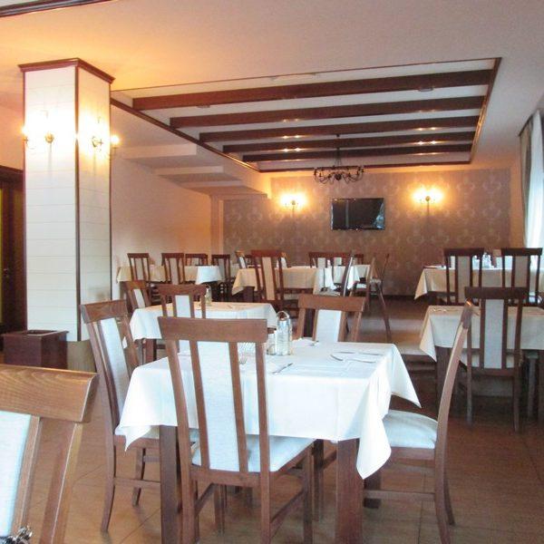Балкана, хотелски ресторан