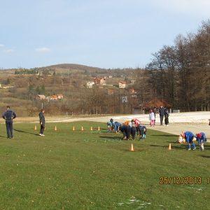 Балкана, трећи дан - тренинг напољу #2
