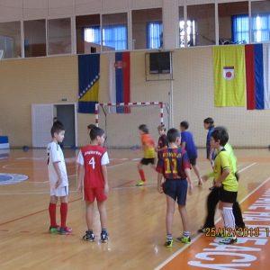 Балкана, трећи дан - тренинг у сали