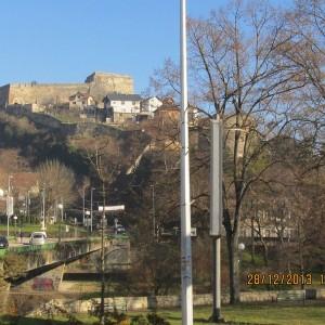 Балкана, шести дан