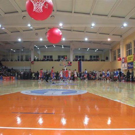 Спортска дворана Мркоњић