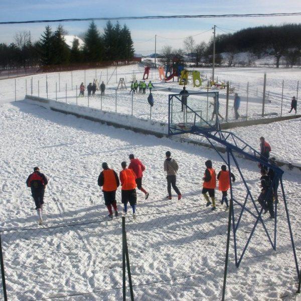 Зимски камп, децембар 2012