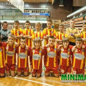2004 - Мини макси лига - 1